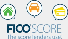 FICO Score - the score lenders use